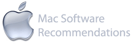 Mac Software Recommendations